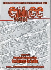 CIMUCC I - 4 Mayo 2006 Programa nº 1 Exterior
