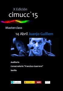 CIMUCC'15 Exterior Masterclass Juanjo Guillem